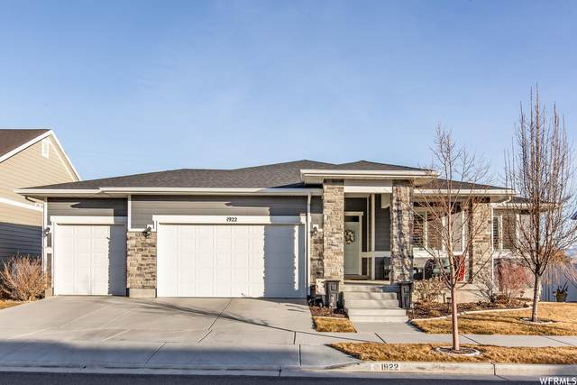 1922 W Santorini Dr S, South Jordan, UT 84095 (#1720185) :: Red Sign Team