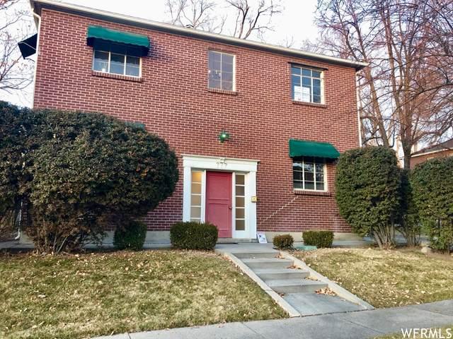 777 E 2ND AVE #3, Salt Lake City, UT 84103 (#1720195) :: Berkshire Hathaway HomeServices Elite Real Estate