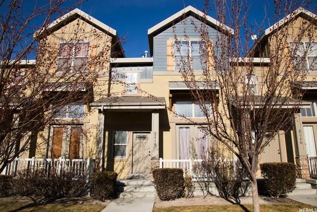 5118 W Fortrose Dr, Herriman, UT 84096 (#1720204) :: Big Key Real Estate