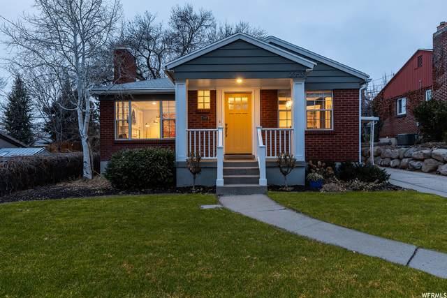 2353 E Bryan Ave, Salt Lake City, UT 84108 (#1720212) :: Gurr Real Estate
