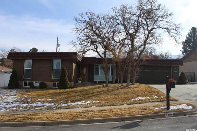 2105 Timothy Way, Bountiful, UT 84010 (MLS #1720222) :: Lookout Real Estate Group