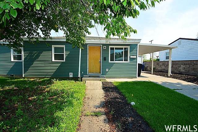 4645 W Mildred St S, Kearns, UT 84118 (MLS #1720233) :: Lookout Real Estate Group