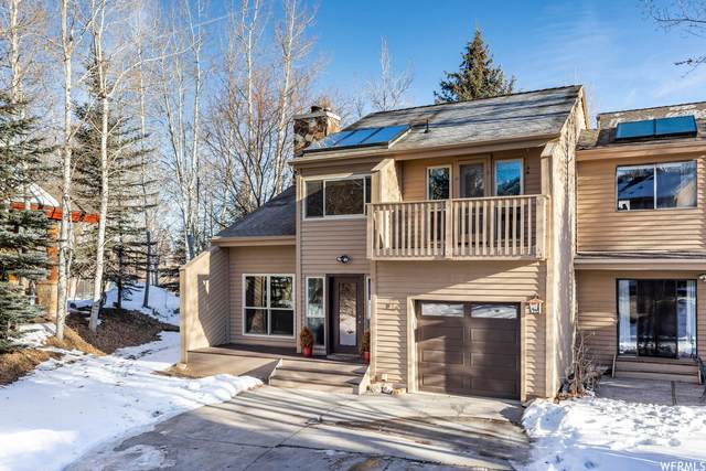 1370 W Quail Meadow Rd #17, Park City, UT 84098 (#1720243) :: Powder Mountain Realty