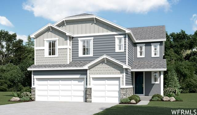 2202 N Wild Hyacinth Dr W #703, Saratoga Springs, UT 84045 (#1720275) :: Red Sign Team