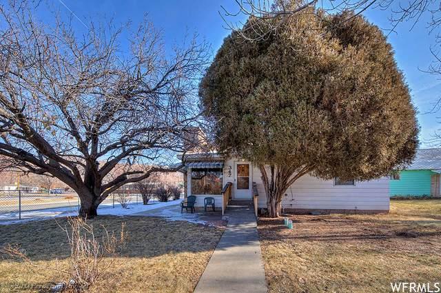 418 E Locust Ln, Moab, UT 84532 (#1720287) :: Gurr Real Estate