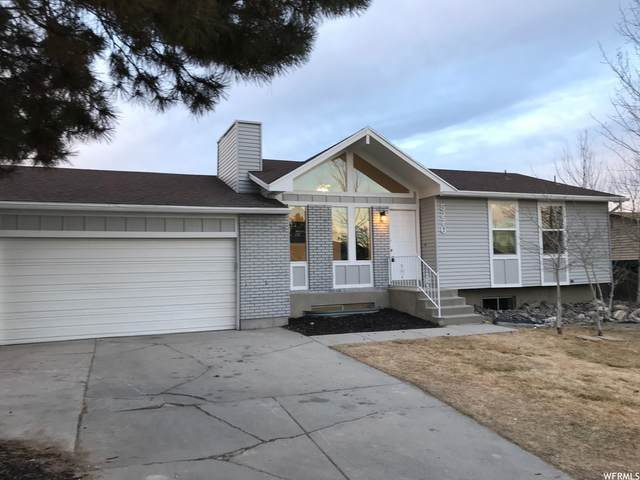 5270 W Banquet Ave, West Jordan, UT 84081 (MLS #1720297) :: Lookout Real Estate Group