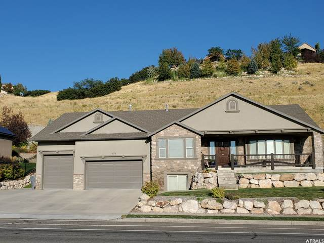 406 E Eagleridge Dr, North Salt Lake, UT 84054 (#1720298) :: Red Sign Team