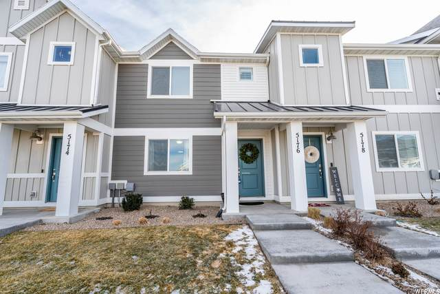 5176 W Aria Ct #1099, Herriman, UT 84096 (#1720312) :: RE/MAX Equity