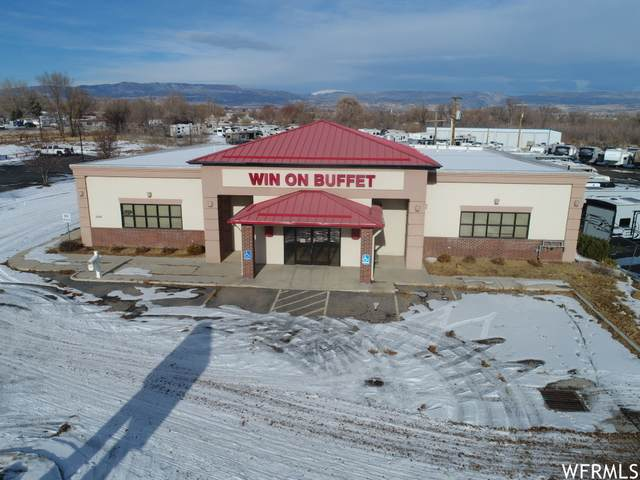1620 W Hwy 40, Vernal, UT 84078 (#1720320) :: Red Sign Team