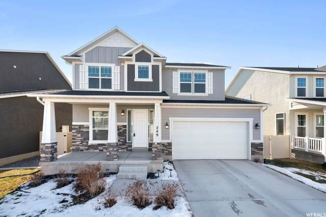 249 E Verano Way, Saratoga Springs, UT 84045 (MLS #1720352) :: Lawson Real Estate Team - Engel & Völkers