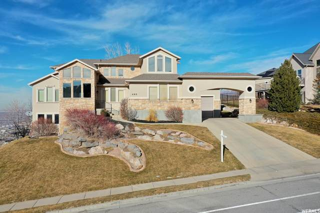 495 E Eagle Ridge Dr, North Salt Lake, UT 84054 (#1720360) :: The Perry Group