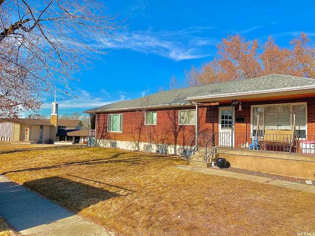 118 W 1300 S, Bountiful, UT 84010 (#1720375) :: Berkshire Hathaway HomeServices Elite Real Estate