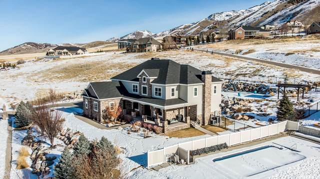 2930 N Mahogany Valley Rd E, North Logan, UT 84341 (#1720382) :: Big Key Real Estate