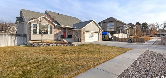 7167 S Treasure Ridge Cir, Cottonwood Heights, UT 84121 (#1720386) :: Berkshire Hathaway HomeServices Elite Real Estate