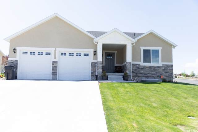 406 E 880 S, Nephi, UT 84648 (MLS #1720390) :: Summit Sotheby's International Realty