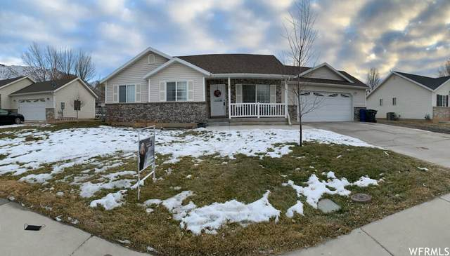 157 W 450 N, Santaquin, UT 84655 (#1720412) :: Big Key Real Estate