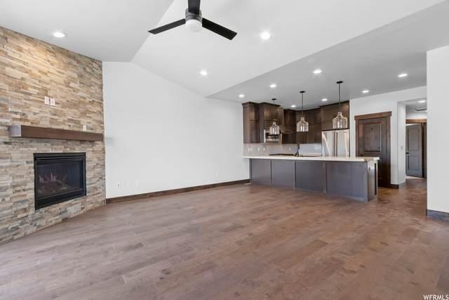14461 N Buck Horn Trl 48C, Heber City, UT 84032 (#1720424) :: Big Key Real Estate