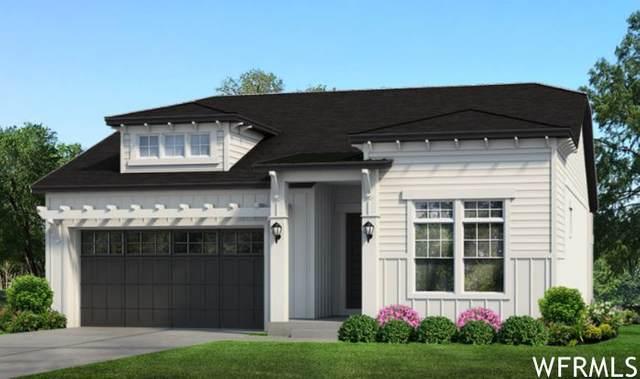 3477 E Breton Ln S #133, Cottonwood Heights, UT 84093 (#1720432) :: Big Key Real Estate