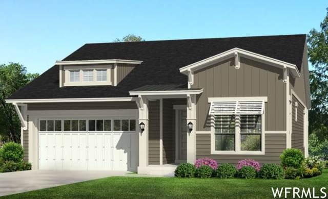 3499 E Bougival Ln S #147, Cottonwood Heights, UT 84093 (#1720434) :: Belknap Team