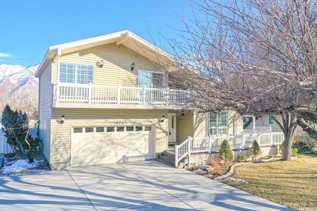 1077 S 1100 E, Spanish Fork, UT 84660 (#1720447) :: Utah Dream Properties
