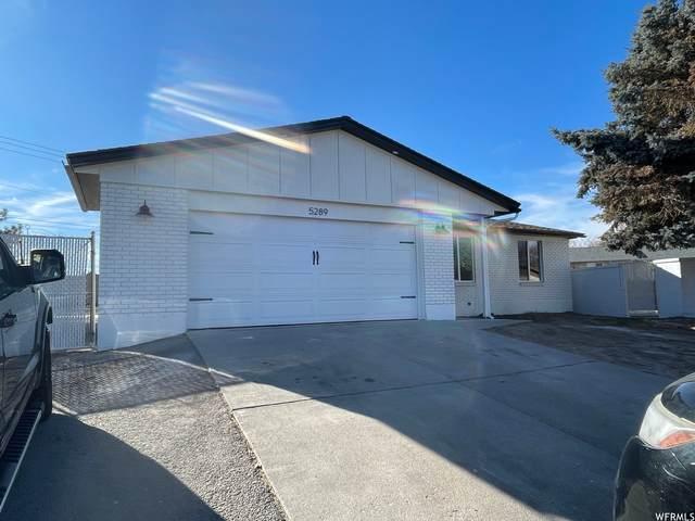 5289 W Postwood Cir, West Valley City, UT 84120 (#1720451) :: Utah Dream Properties