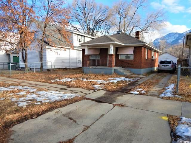 2172 S Monroe Blvd E, Ogden, UT 84401 (#1720454) :: Powder Mountain Realty