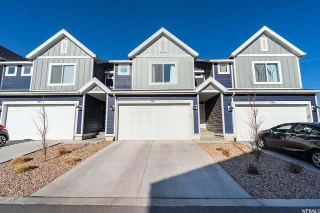 328 E Wren Ln, Saratoga Springs, UT 84045 (#1720461) :: EXIT Realty Plus