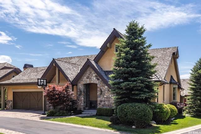 3162 E Bavarian Ct, Sandy, UT 84093 (#1720466) :: Big Key Real Estate
