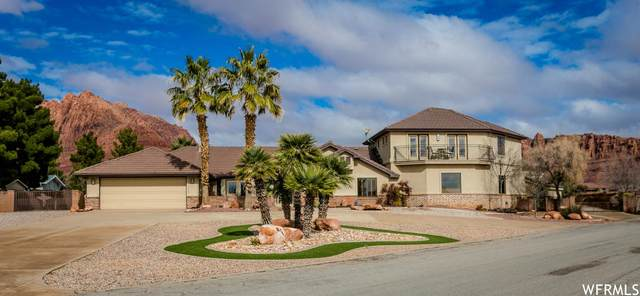 48 S Padre Dr, Ivins, UT 84738 (#1720474) :: Pearson & Associates Real Estate
