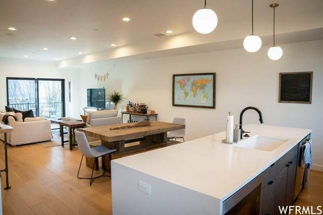 327 S 700 E #3, Salt Lake City, UT 84102 (#1720490) :: Big Key Real Estate
