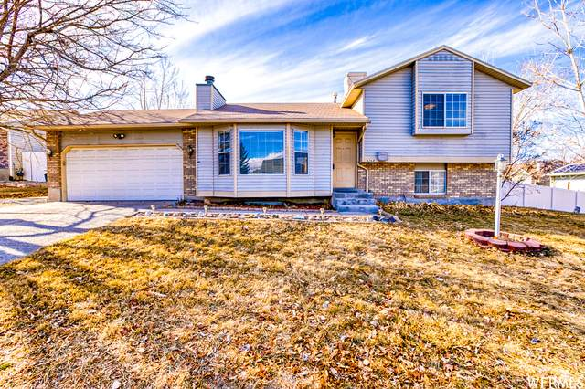 4368 S 5710 W, West Valley City, UT 84128 (#1720499) :: Doxey Real Estate Group