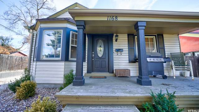 1168 E Parkway Ave, Salt Lake City, UT 84106 (#1720517) :: Big Key Real Estate