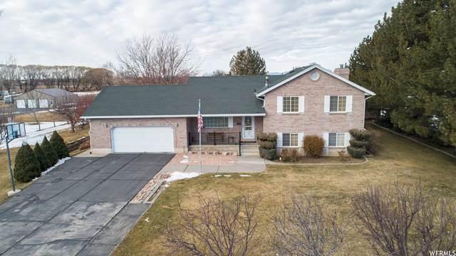381 S 1200 W, Marriott Slaterville, UT 84404 (#1720527) :: Berkshire Hathaway HomeServices Elite Real Estate