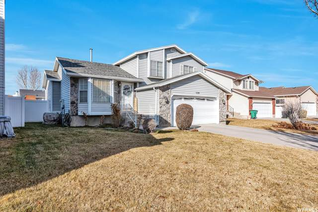 1130 W Monticello Ln S, Murray, UT 84123 (#1720534) :: Bustos Real Estate | Keller Williams Utah Realtors