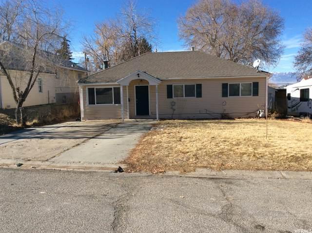 124 S 2 St E, Tooele, UT 84074 (#1720535) :: Utah Best Real Estate Team | Century 21 Everest