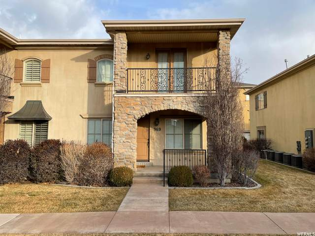 969 N 920 W, Orem, UT 84057 (#1720539) :: The Perry Group