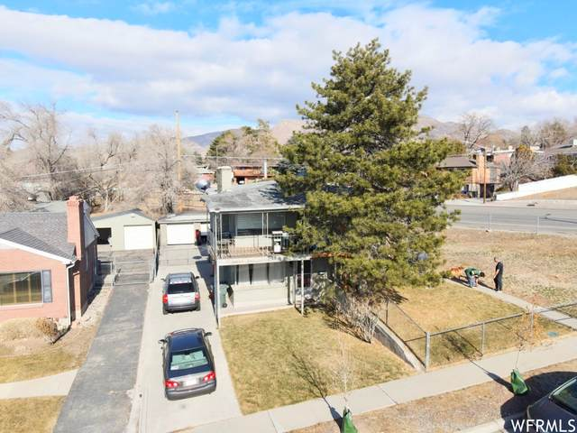 2353 E Kensington Ave S #2355, Salt Lake City, UT 84108 (MLS #1720549) :: Summit Sotheby's International Realty
