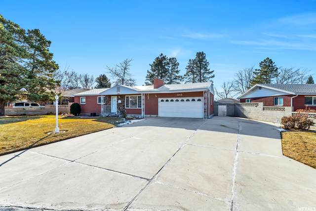 1386 E 7240 S, Cottonwood Heights, UT 84121 (#1720556) :: Berkshire Hathaway HomeServices Elite Real Estate