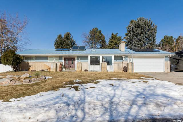 440 W 4200 N, Pleasant View, UT 84414 (MLS #1720574) :: Summit Sotheby's International Realty
