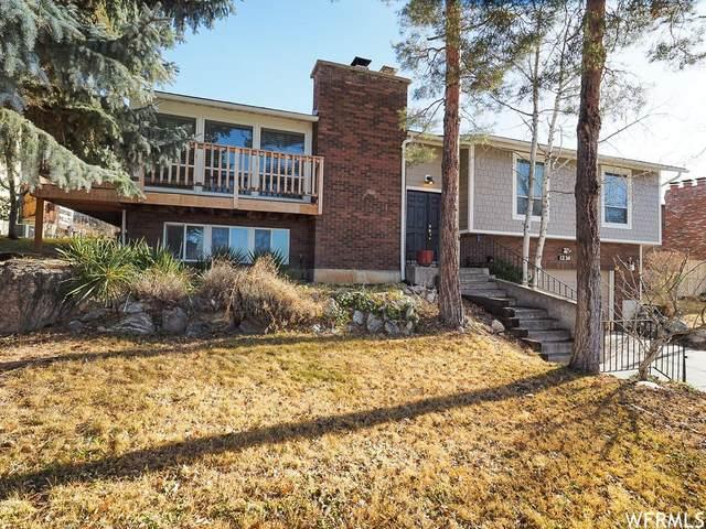 1230 N Winston Dr, Kaysville, UT 84037 (#1720579) :: Utah Dream Properties