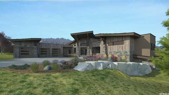 1192 N Explorer Peak Cir #573, Heber City, UT 84032 (#1720585) :: Big Key Real Estate