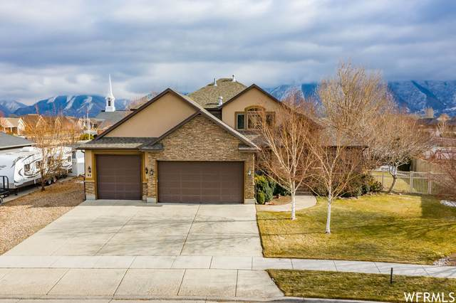 92 N 1430 E, Spanish Fork, UT 84660 (#1720586) :: Powder Mountain Realty