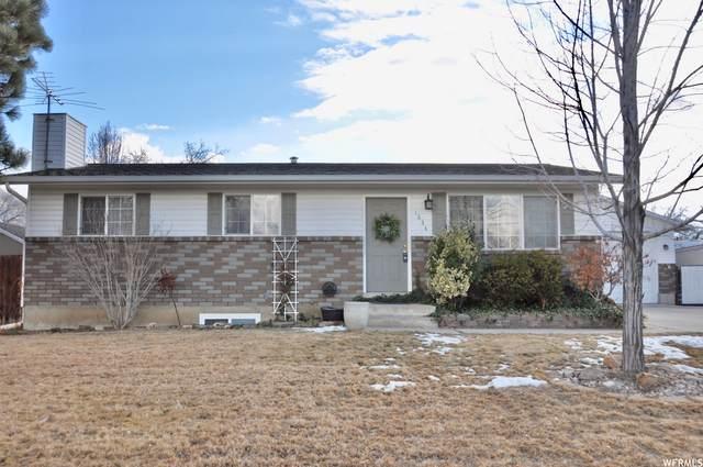 1634 E 600 S, Spanish Fork, UT 84660 (#1720587) :: Big Key Real Estate