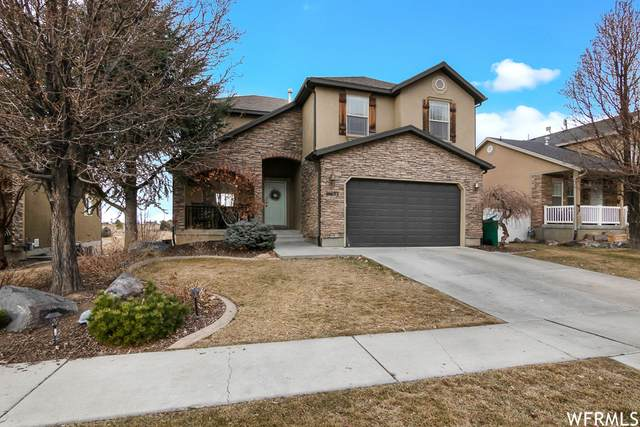10493 N Sugarloaf Dr, Cedar Hills, UT 84062 (#1720601) :: Red Sign Team