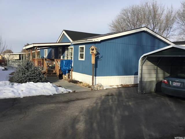 435 N 670 W, Logan, UT 84321 (#1720603) :: Colemere Realty Associates