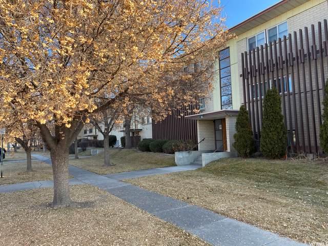 618 N Oakley St W B105, Salt Lake City, UT 84116 (MLS #1720619) :: Summit Sotheby's International Realty