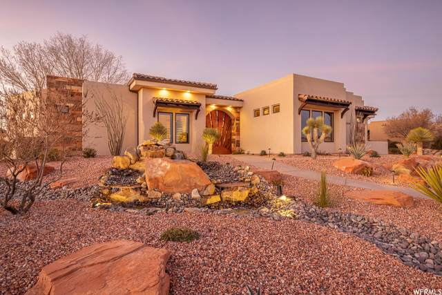2094 W Rising Sun Dr, St. George, UT 84770 (#1720621) :: Exit Realty Success