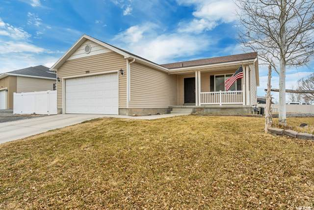 333 E Heber Ln S, Grantsville, UT 84029 (#1720622) :: Red Sign Team