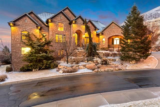 1867 E Springdale Way S, Draper, UT 84020 (MLS #1720626) :: Lookout Real Estate Group
