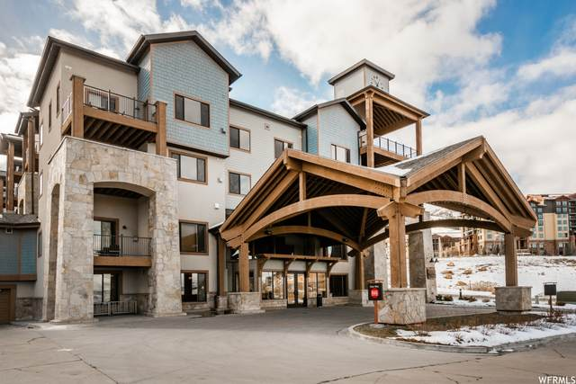 2653 E Canyons Resort Dr E #224, Park City, UT 84098 (MLS #1720646) :: Summit Sotheby's International Realty